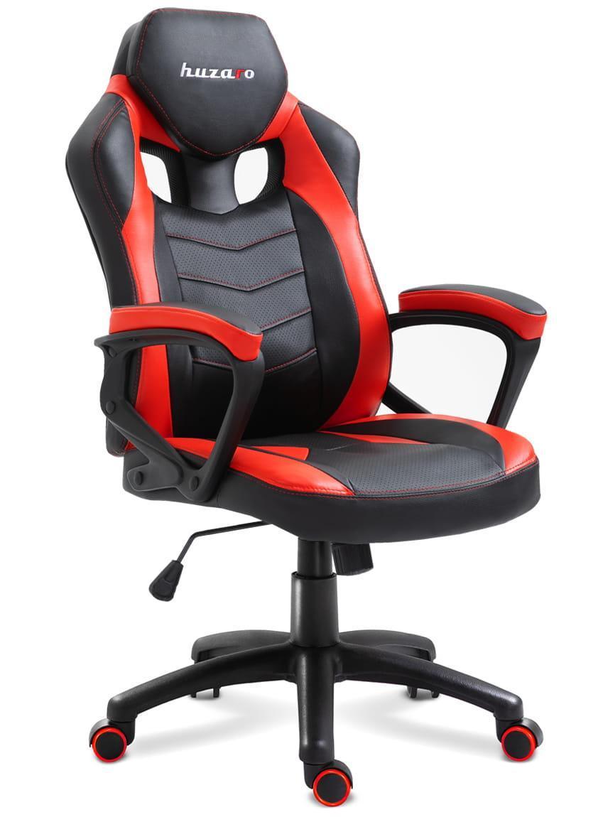 Игровое кресло HUZARO FORCE 2.5 RED