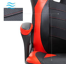 Игровое кресло HUZARO FORCE 2.5 RED, фото 3