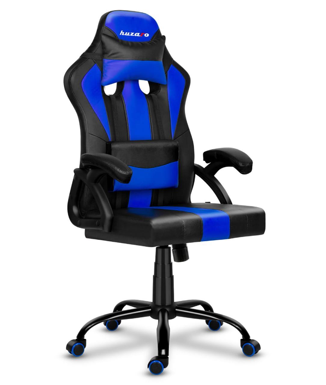 Игровое кресло HUZARO FORCE 3.0 BLUE