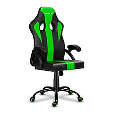 Игровое кресло HUZARO FORCE 3.0 GREEN, фото 3