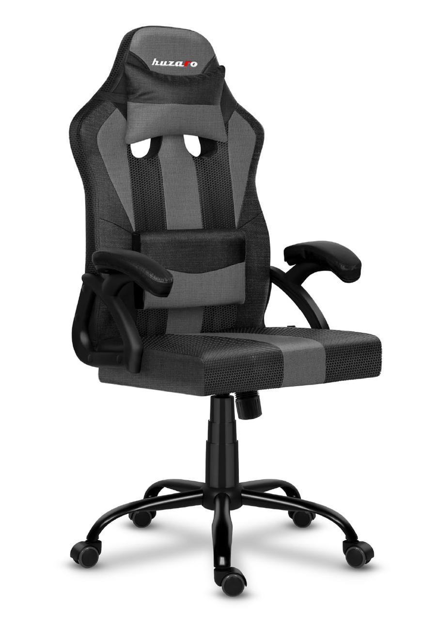 Игровое кресло HUZARO FORCE 3.0 GREY MESH