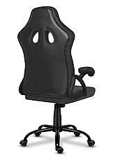 Игровое кресло HUZARO FORCE 3.0 GREY MESH, фото 3