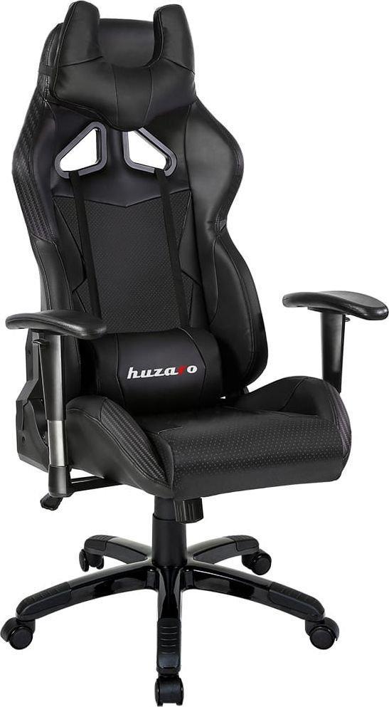Компьютерное кресло HUZARO FORCE 7.2 Чёрное