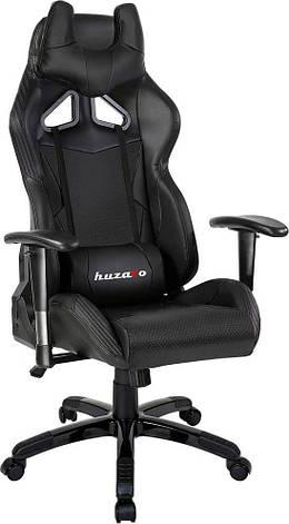 Компьютерное кресло HUZARO FORCE 7.2 Чёрное, фото 2