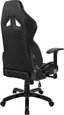 Компьютерное кресло HUZARO FORCE 7.2 Чёрное, фото 3