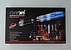 Фен-щетка Gemei GM 4833 10 в 1 1000W Black | Воздушный фен щетка стайлер для волос, фото 5