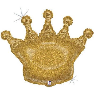 G 61х75 см Гліттер Корона Золота