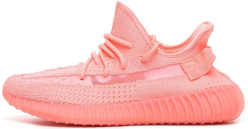 """Женские кроссовки Adidas Yeezy Boost 350 """"Pink""""  (в стиле Адидас )"""