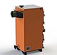 Твердотопливный котел длительного горения Kotlant КГУ-50 кВт с механическим регулятором тяги, фото 2