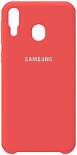 Чохол-накладка Toto Silicone для Samsung Galaxy M20 SM-M205 Peach Pink (F_97486)