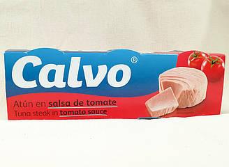 Тунец Calvo tomato sauce