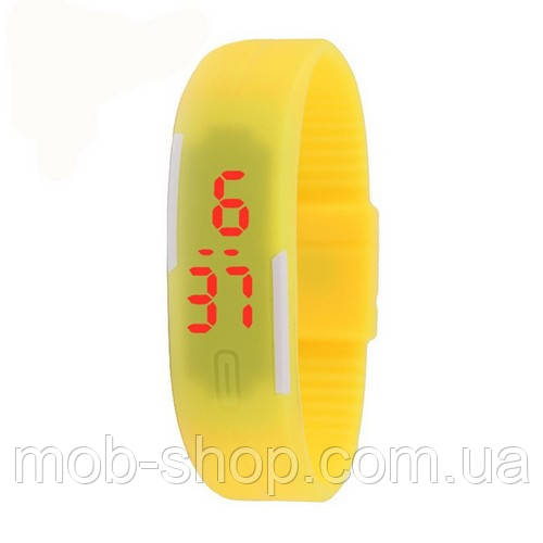 Наручные часы Skmei 1099 Yellow оригинал