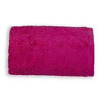Полотенце махровое 430 Home line ярко-розовый 40х70 см