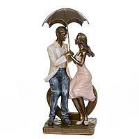 Статуэтка Lefard Влюбленная пара 25 см 12007-002, фото 1