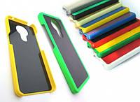 Чехол EKO-Бампер Nokia 5.3 (c накладкой из Эко-кожа)