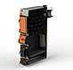Твердотопливный котел длительного горения Kotlant КГУ-75 кВт с механическим регулятором тяги, фото 3