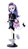 Кукла Monster High Монстер Хай Катрин Де Мяу Catrine DeMew New Scaremester Новый Скарместр