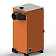 Твердопаливний котел тривалого горіння Kotlant КДУ-95 кВт з механічним регулятором тяги, фото 3