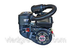 Двигун бензиновий Weima WM 170F-S (два фільтра, шпонка 20 мм, 7,0 л. с.)