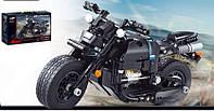 Конструктор гоночный мотоцикл размер Decool