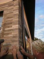 Гибкий камень. искусственный камень. декоративный камень. панели фасадные. Фасовка 2,16 м²