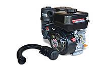 Двигатель бензиновый Weima WM 170F-S (два фильтра, шпонка 20 мм, 7,0 л.с.), фото 1