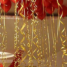 Стрічка для куль 10 метрів золото 1850