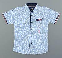 Стильна сорочка для хлопчика, фото 1