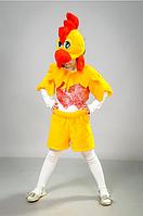 Детский костюм Петушок из парчи для мальчика