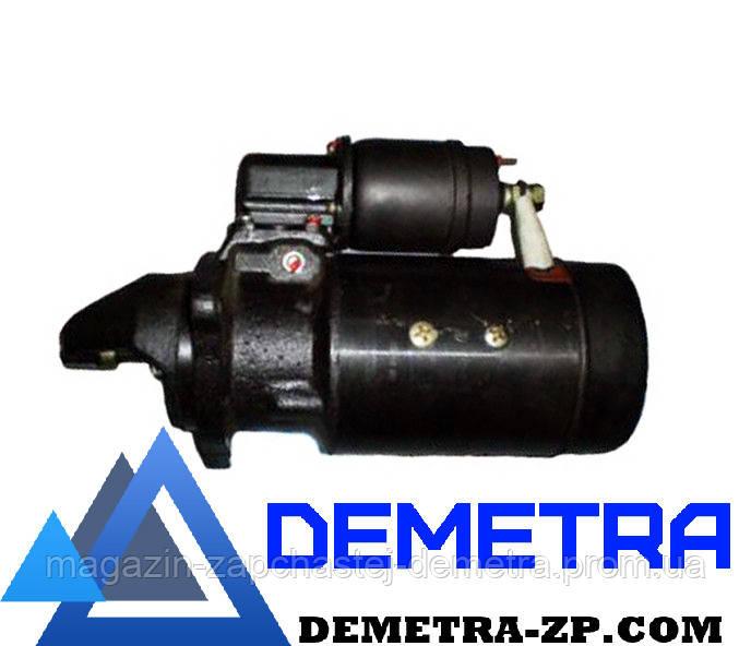 Стартер трактора ЮМЗ Д-65 12В/ 4кВт. СТ242-3708000