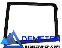 Рамка кабины ЮМЗ боковая со стеклом правая. 45Т-6704030-А