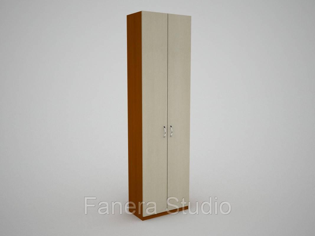 Книжный шкаф для документов узкая 19