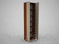 Книжный шкаф для документов узкая 19, фото 2
