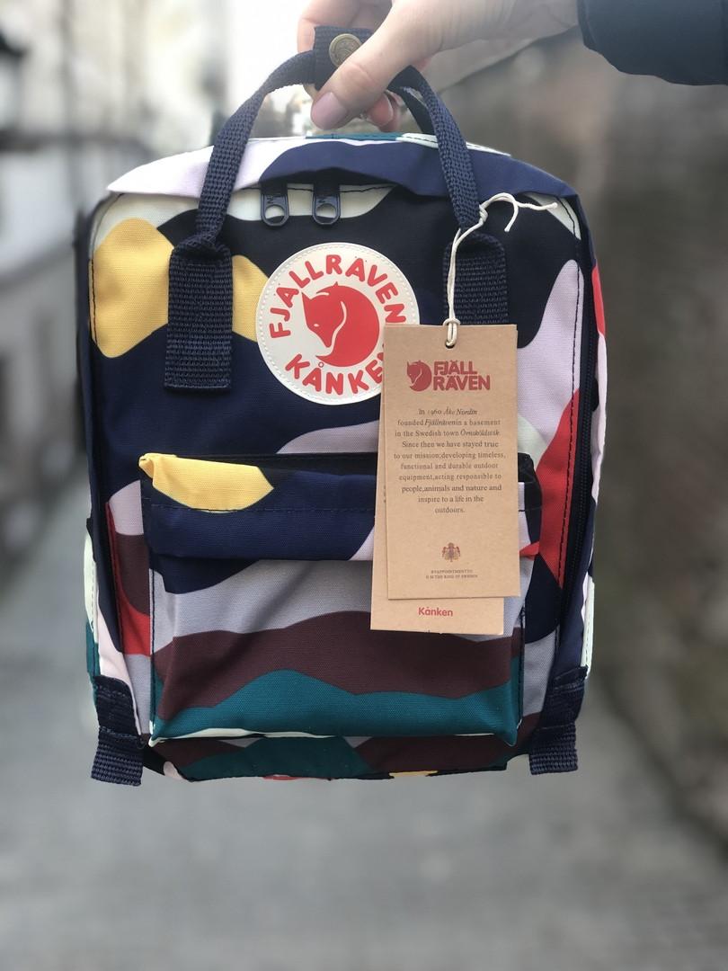 Небольшой городской рюкзак Kanken mini Канкен мини