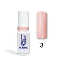 """Гель-Лак №003 Cover Pink (бледно-розовый) UV/LED """"Gelliant"""" 5 мл."""