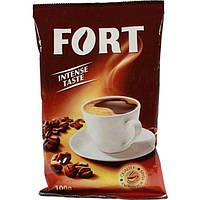 Кофе Fort (Форт) молотый 100г мягкая упаковка