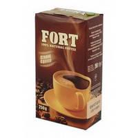 Кофе Форт молотый 250г вакуумная упаковка