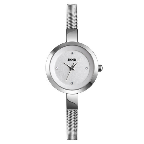 Skmei 1390 Silver-White
