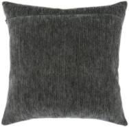 Обратная сторона подушки, темно-серая