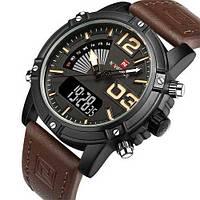 Naviforce NF9095 Black-Dark-Brown, фото 1