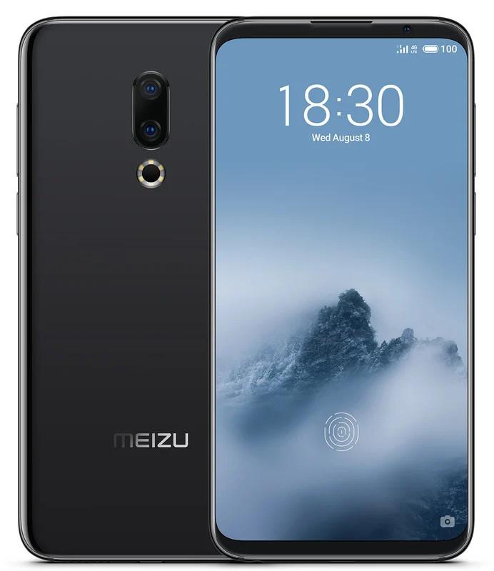 Meizu 16th M882H 8/128Gb black Global Version