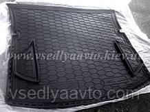 Коврик в багажник Mazda CX-7 с 2006 г. (Avto-gumm) пластик+резина