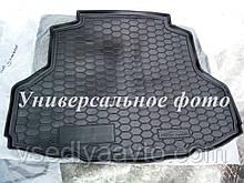 Коврик в багажник Audi A3 хетчбэк с 2012 г. (Avto-Gumm) пластик+резина