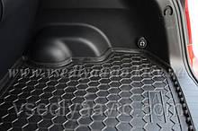 Коврик в багажник PEUGEOT 4008 (AVTO-GUMM) пластик+резина