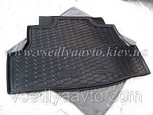Коврик в багажник Nissan Almera (classic) 2006- (Avto-gumm) пластик+резина