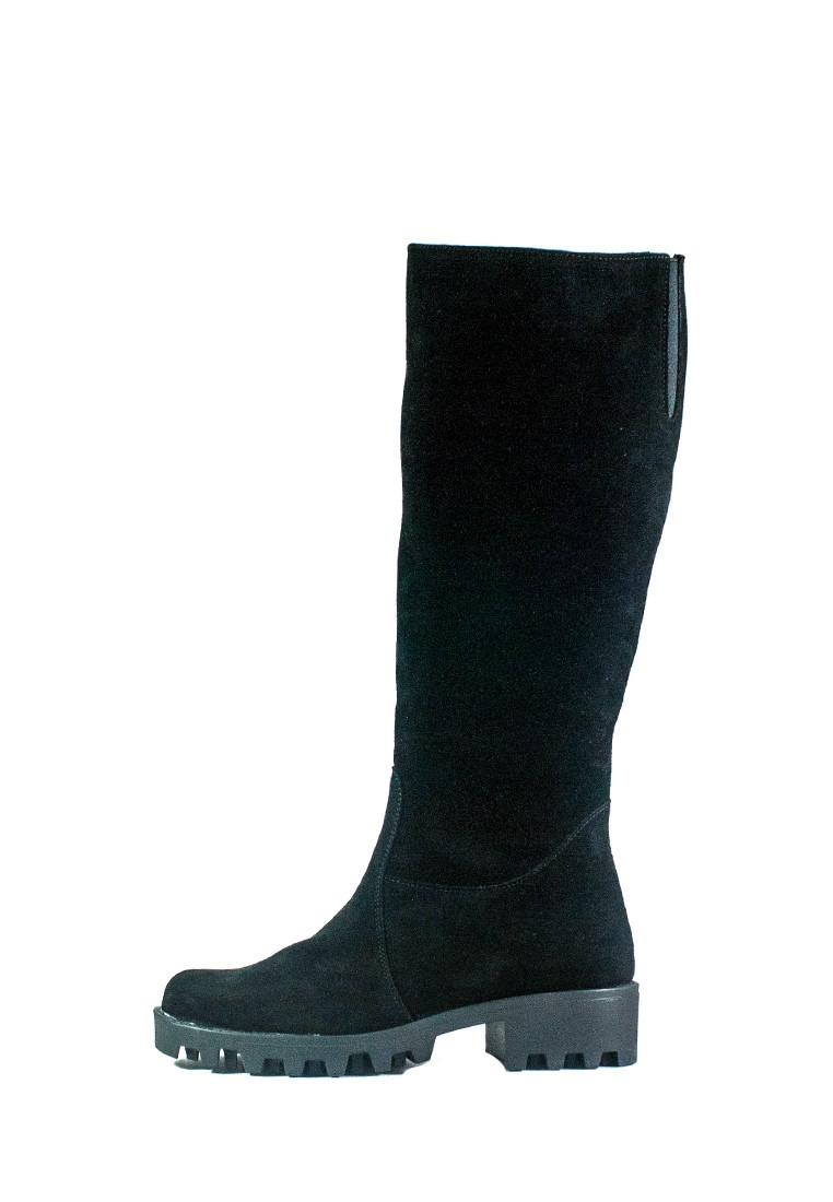 Чоботи зимові жіночі Lonza чорний 21164 (36)