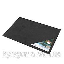 "Килимок ""Soft"" чорний 55х80 (Коврик ""Soft"" черный   55х80)"