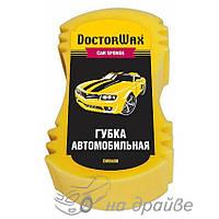 Губка для деликатной мойки автомобиля 12х25х7 Doctor Wax DW8608
