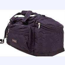Мужская  походная черная сумка Onepolar 60 литров