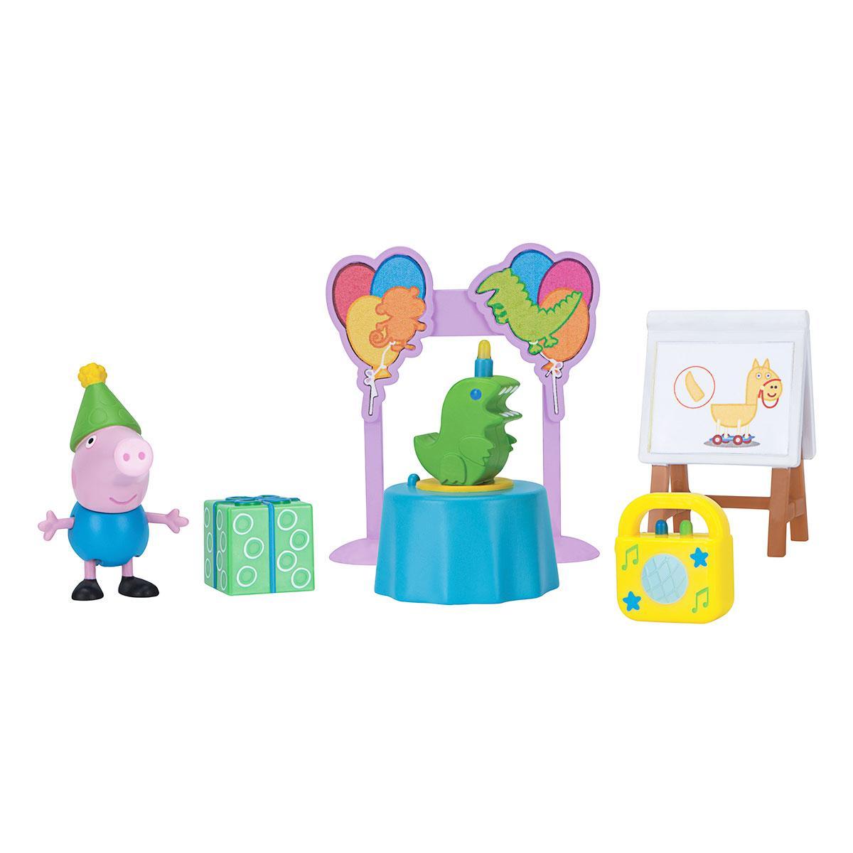 Игровой Набор Peppa - День Рождения Джорджа
